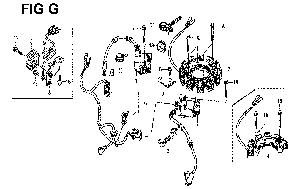 GXV630R-TTAF2-Honda-PB-7Break Down