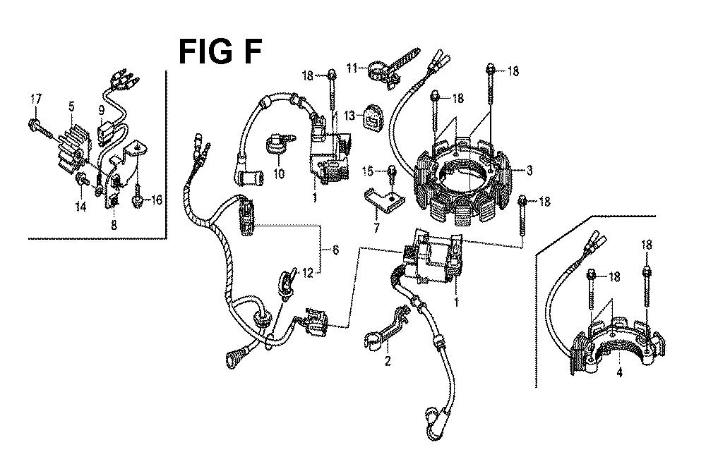 GXV660R-TQYF4-Honda-PB-6Break Down
