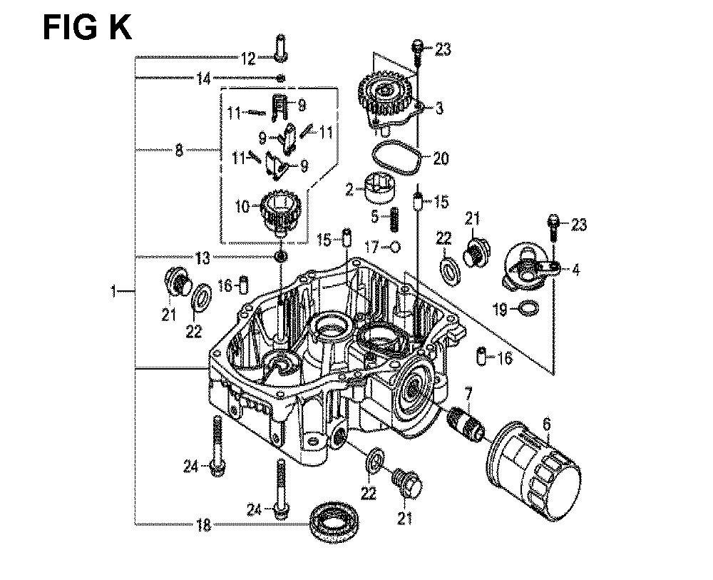 GXV660R-TTAD2-Honda-PB-11Break Down