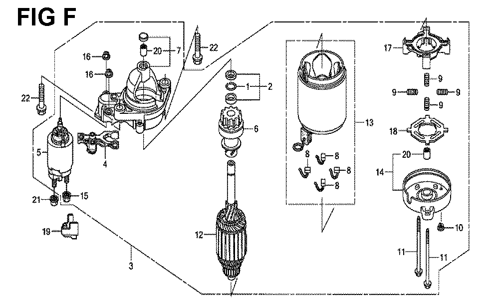 GXV660R-TTAD2-Honda-PB-6Break Down