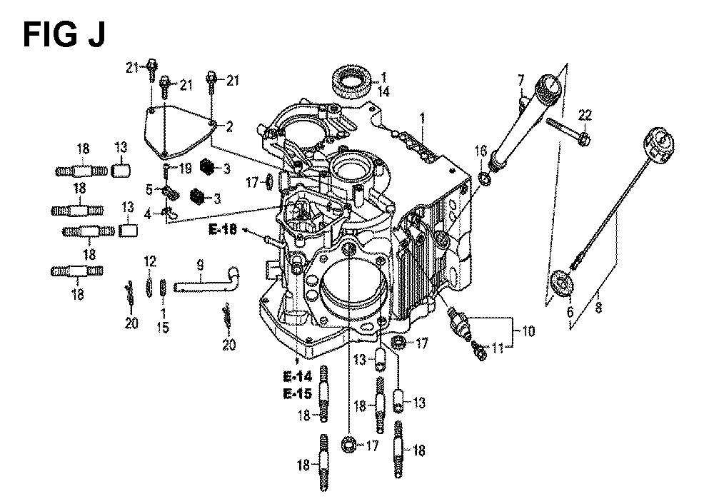 GXV660R-TTAF-Honda-PB-10Break Down