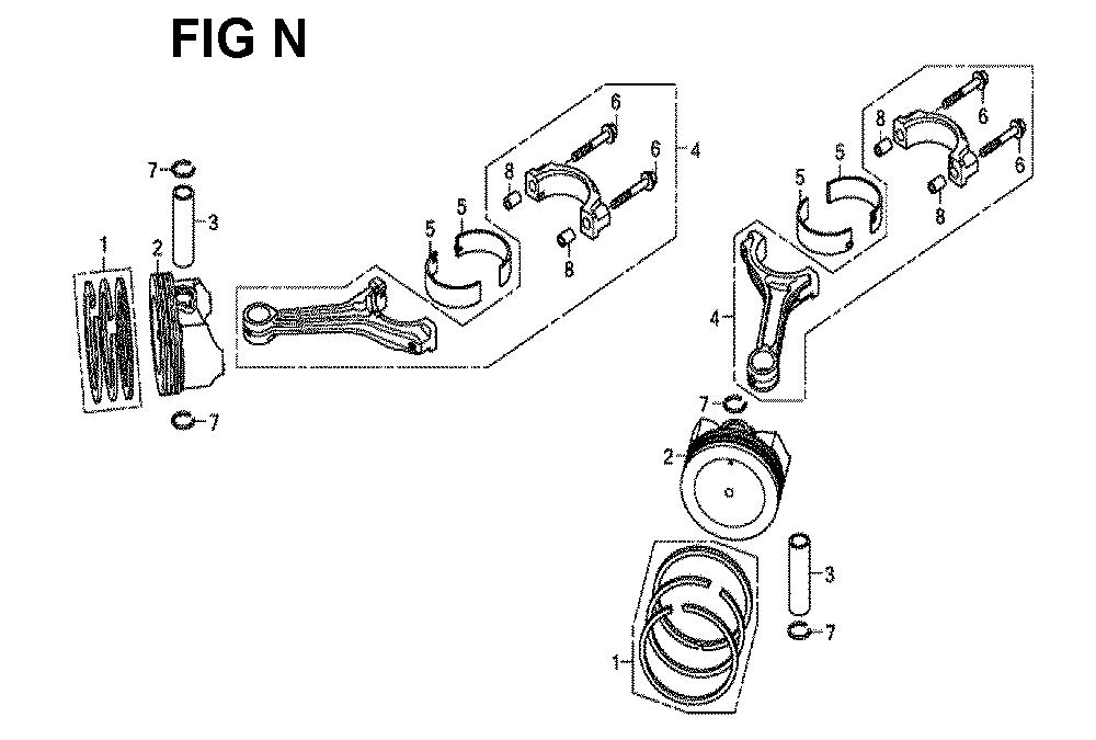 GXV660R-TTAF-Honda-PB-14Break Down