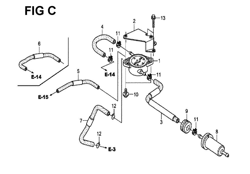 GXV660R-TTAF-Honda-PB-3Break Down