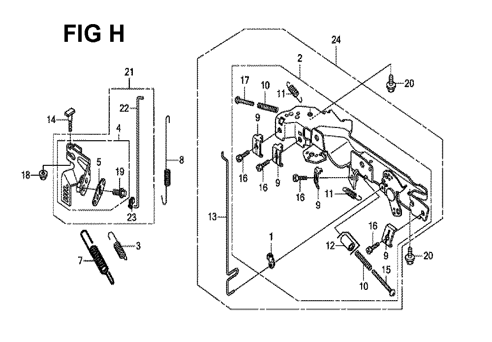 GXV660R-TTAF-Honda-PB-8Break Down