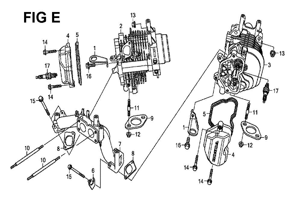GXV660R-TTAF4-Honda-PB-5Break Down