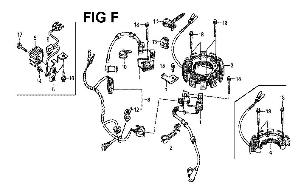 GXV660R-TTAF4-Honda-PB-6Break Down