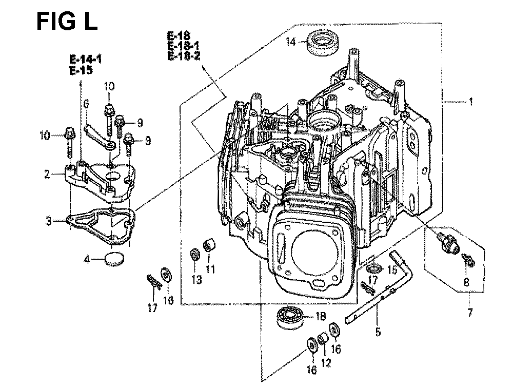 GXV670-TTAE2-Honda-PB-12Break Down