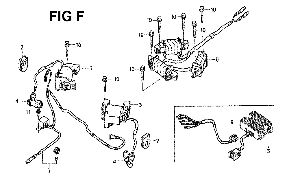 GXV670-TTAE2-Honda-PB-6Break Down