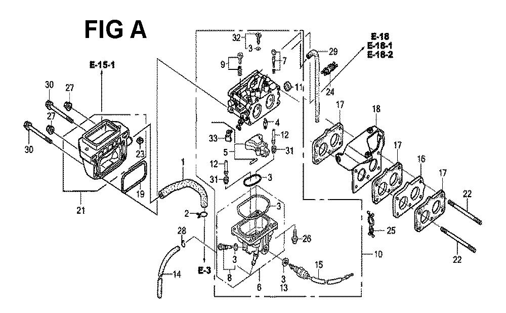 GXV670-TTAE2A-Honda-PB-1Break Down