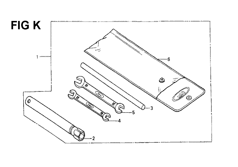 GXV670-TTAE2A-Honda-PB-11Break Down