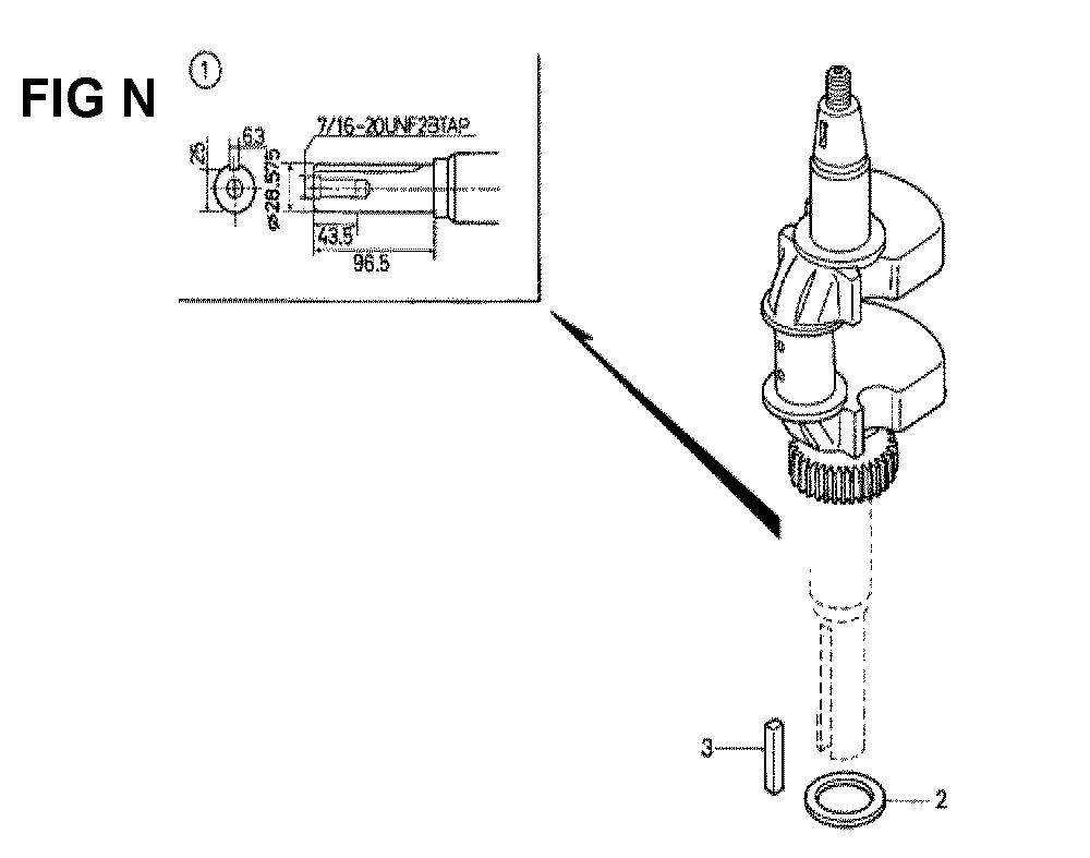 GXV670-TTAE2A-Honda-PB-14Break Down