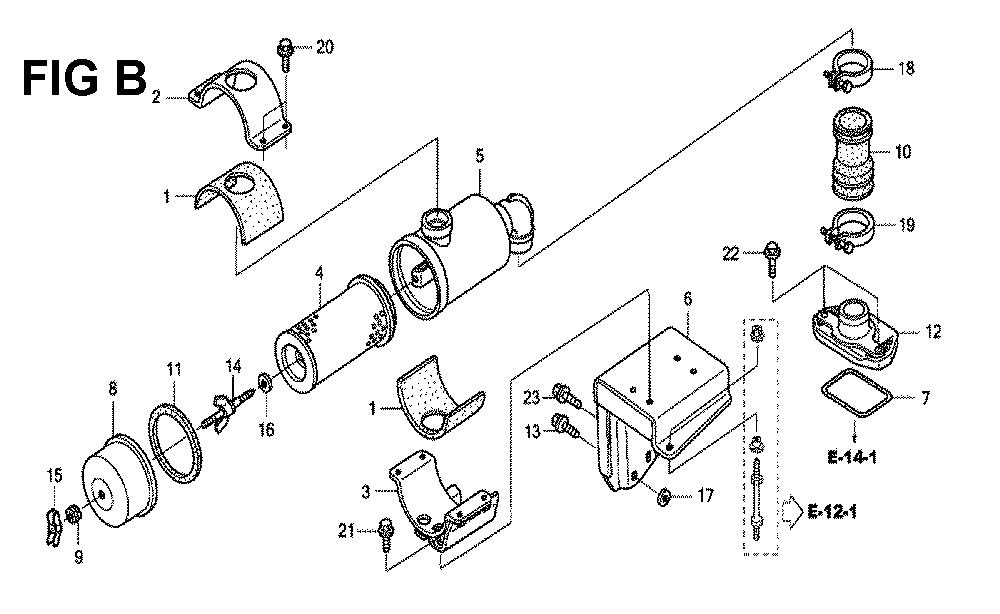 GXV670-TTAE2A-Honda-PB-2Break Down