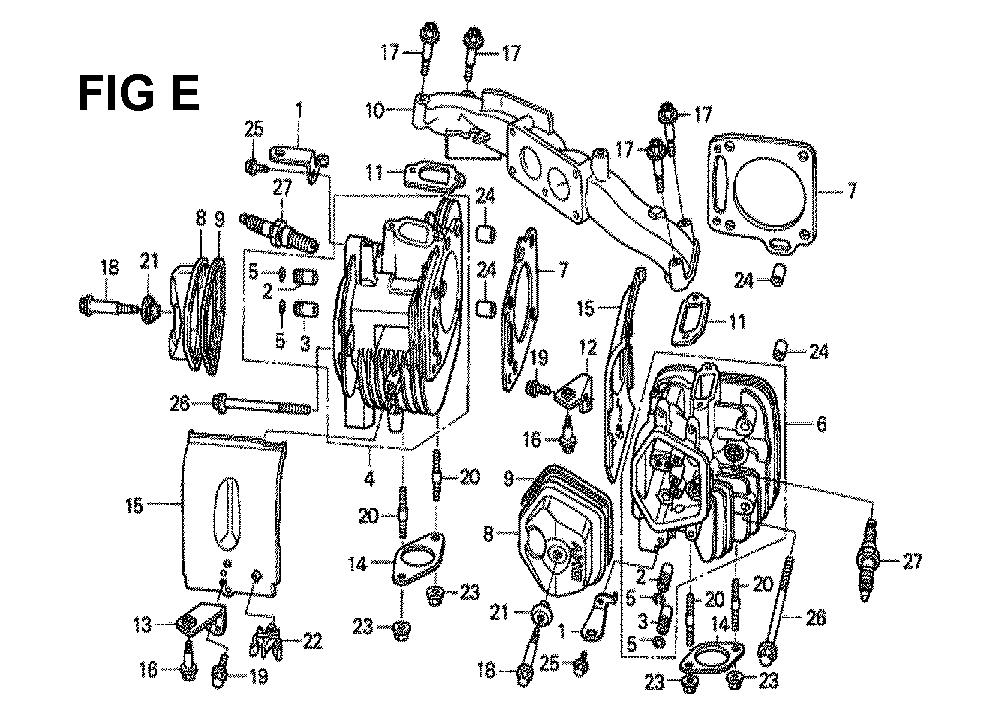 GXV670-TTAE2A-Honda-PB-5Break Down