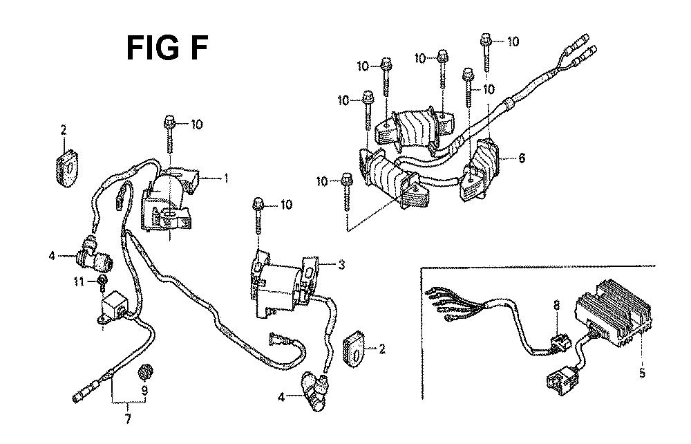 GXV670-TTAE2A-Honda-PB-6Break Down