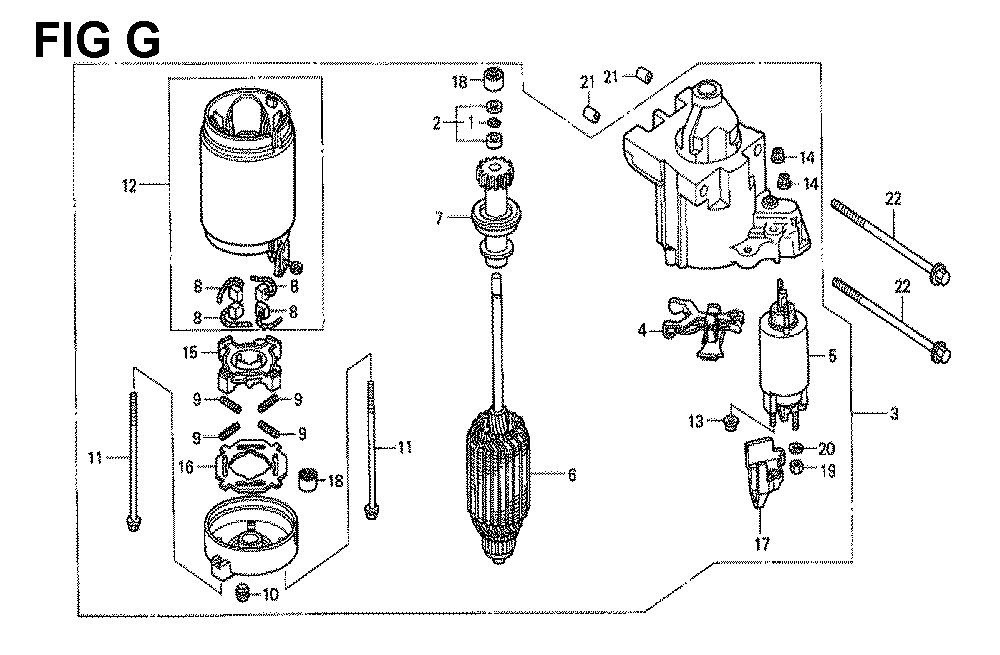GXV670-TTAE2A-Honda-PB-7Break Down
