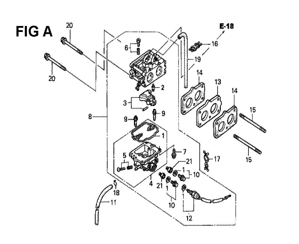 GXV670-TTAF-Honda-PB-1Break Down