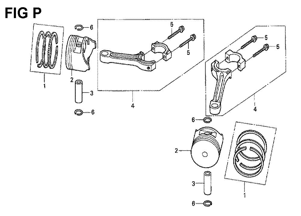 GXV670-TTAF-Honda-PB-16Break Down