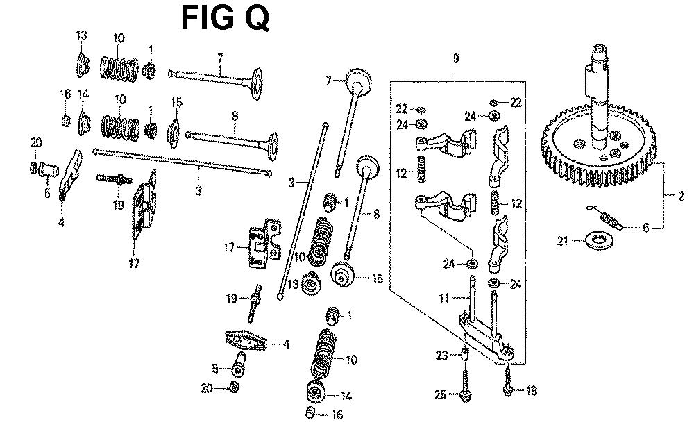 GXV670-TTAF-Honda-PB-17Break Down