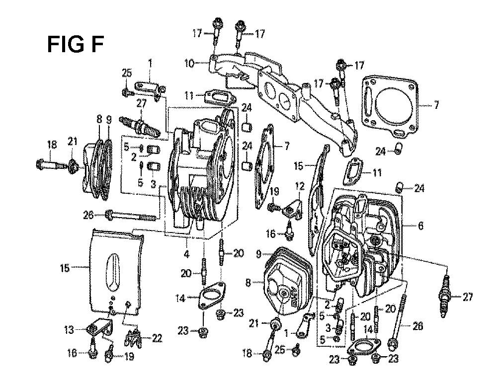GXV670-TTAF-Honda-PB-6Break Down
