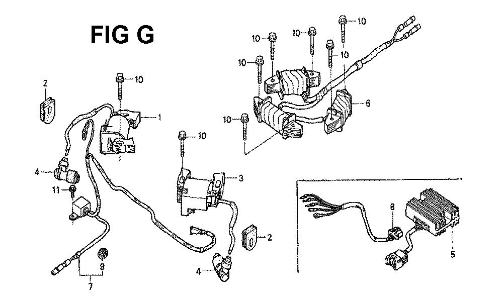 GXV670-TTAF-Honda-PB-7Break Down