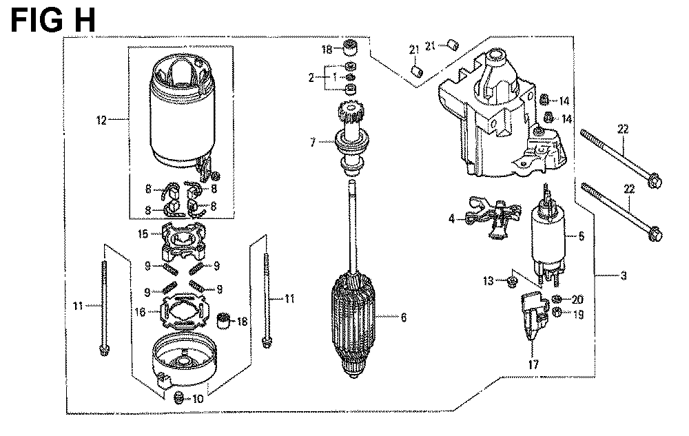 GXV670-TTAF-Honda-PB-8Break Down