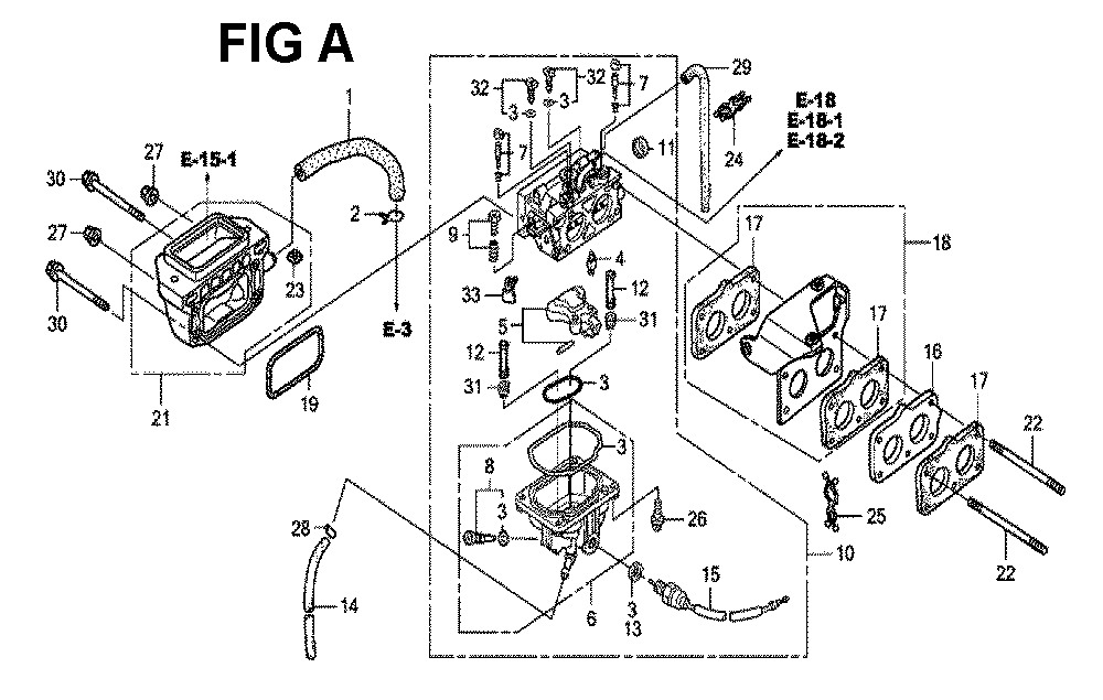 GXV670R-TTAD2-Honda-PB-1Break Down