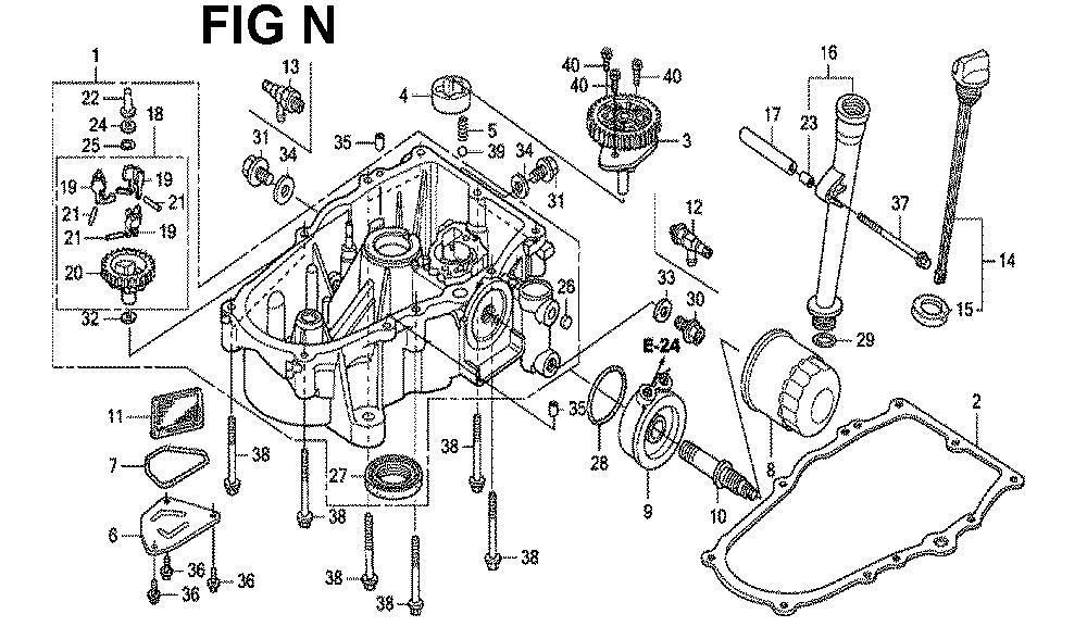 GXV670R-TTAD2-Honda-PB-14Break Down