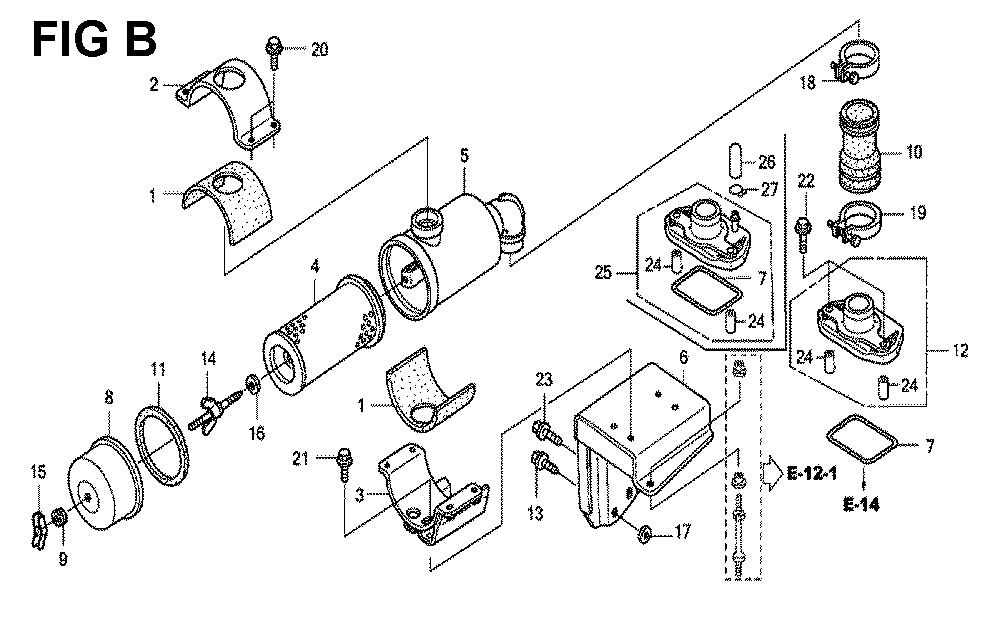 GXV670R-TTAD2-Honda-PB-2Break Down