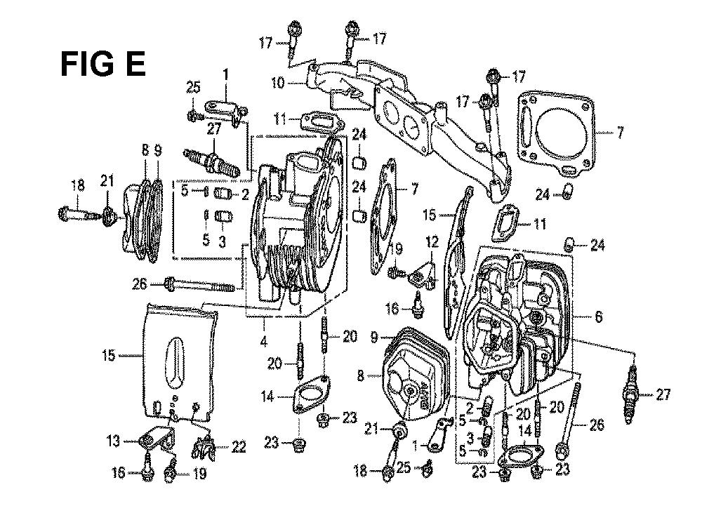 GXV670R-TTAD2-Honda-PB-5Break Down