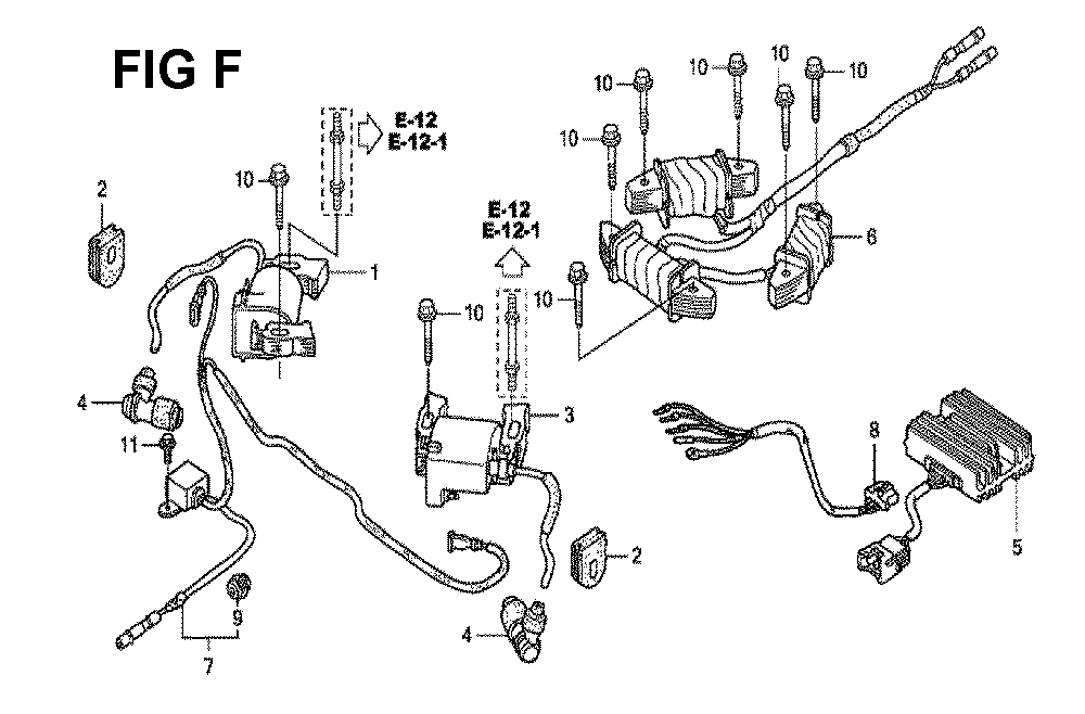 GXV670R-TTAD2-Honda-PB-6Break Down