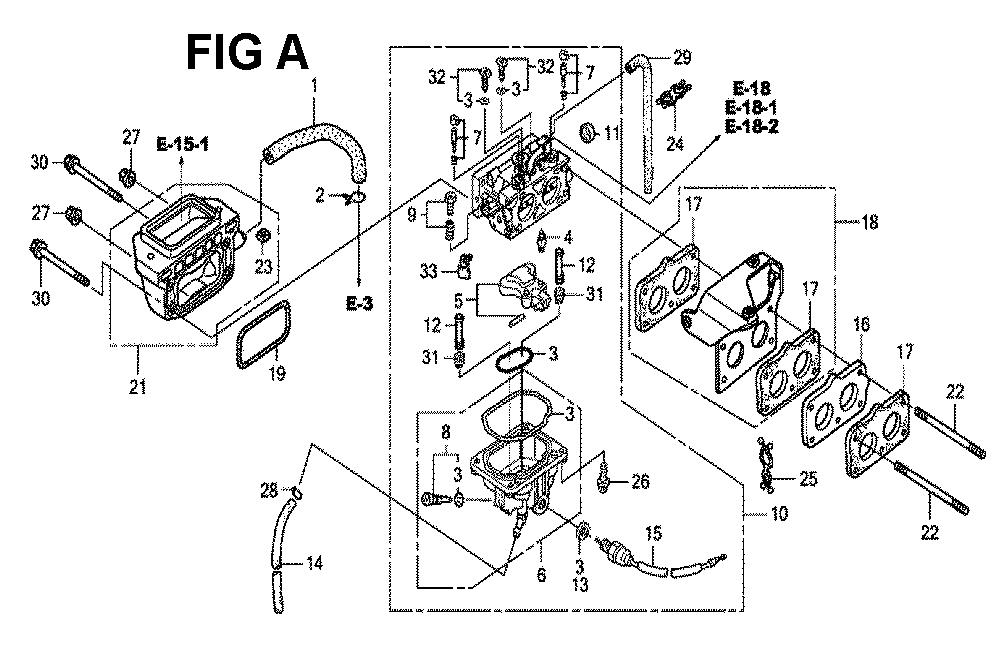 GXV670R-TTAE2-Honda-PB-1Break Down
