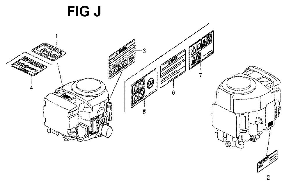 GXV670R-TTAE2-Honda-PB-10Break Down