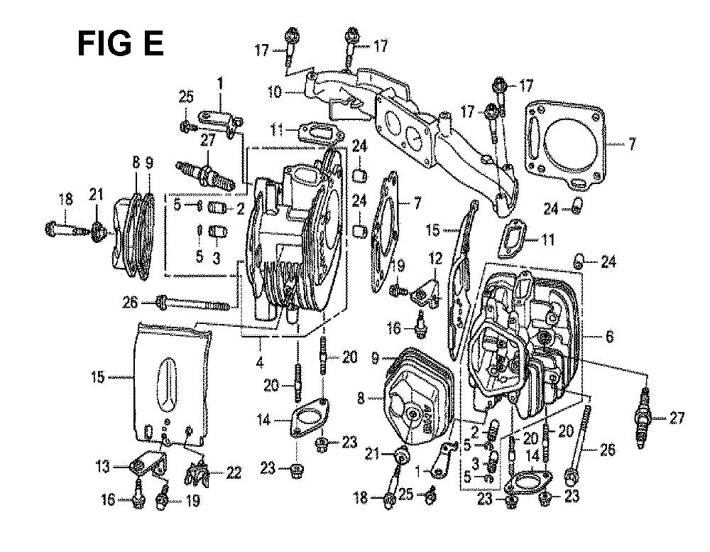 GXV670R-TTAE2-Honda-PB-5Break Down