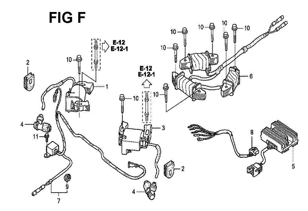 GXV670R-TTAE2-Honda-PB-6Break Down