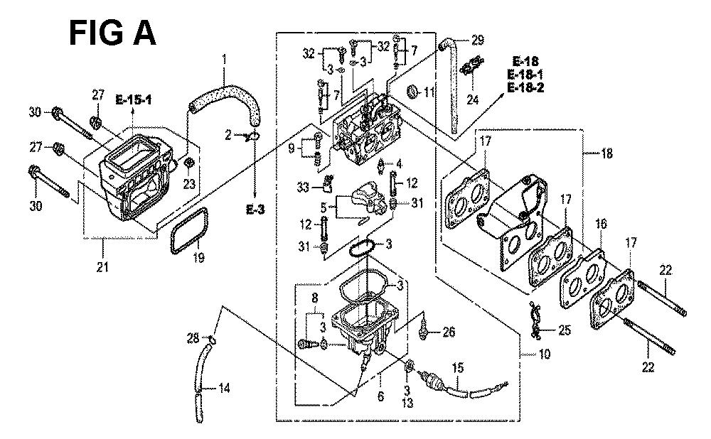 GXV670R-TTAF2-Honda-PB-1Break Down