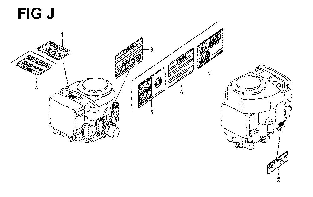GXV670R-TTAF2-Honda-PB-10Break Down