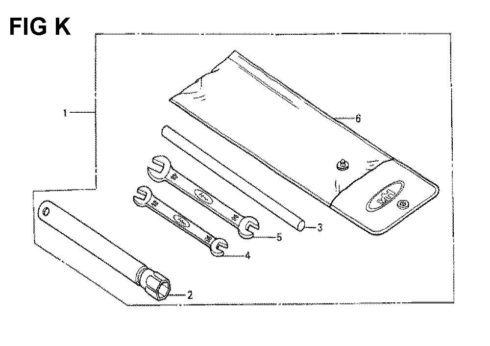 GXV670R-TTAF2-Honda-PB-11Break Down