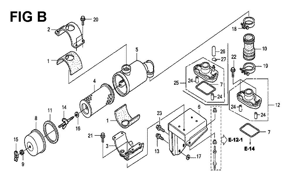 GXV670R-TTAF2-Honda-PB-2Break Down