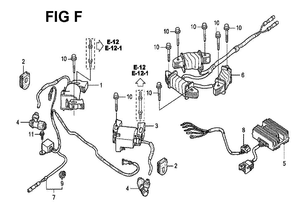 GXV670R-TTAF2-Honda-PB-6Break Down