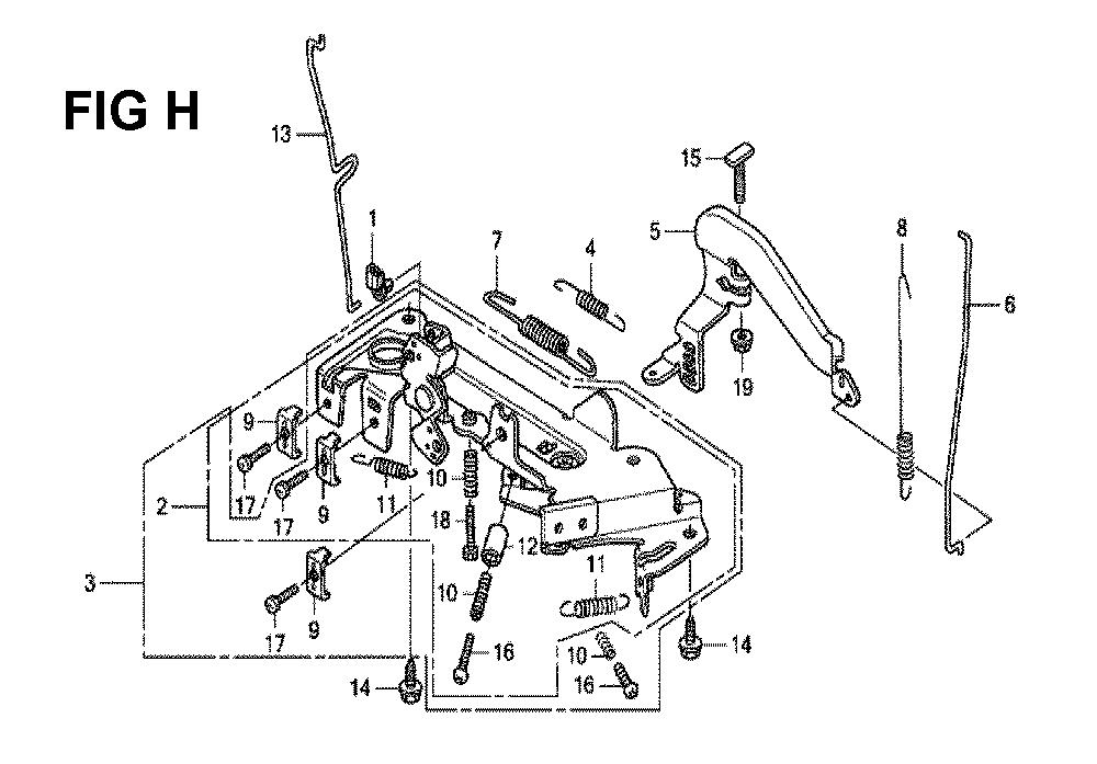 GXV670R-TTAF2-Honda-PB-8Break Down