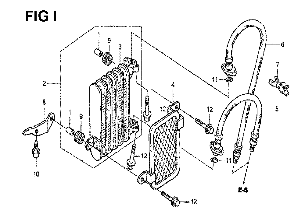 GXV670R-TTAF2-Honda-PB-9Break Down
