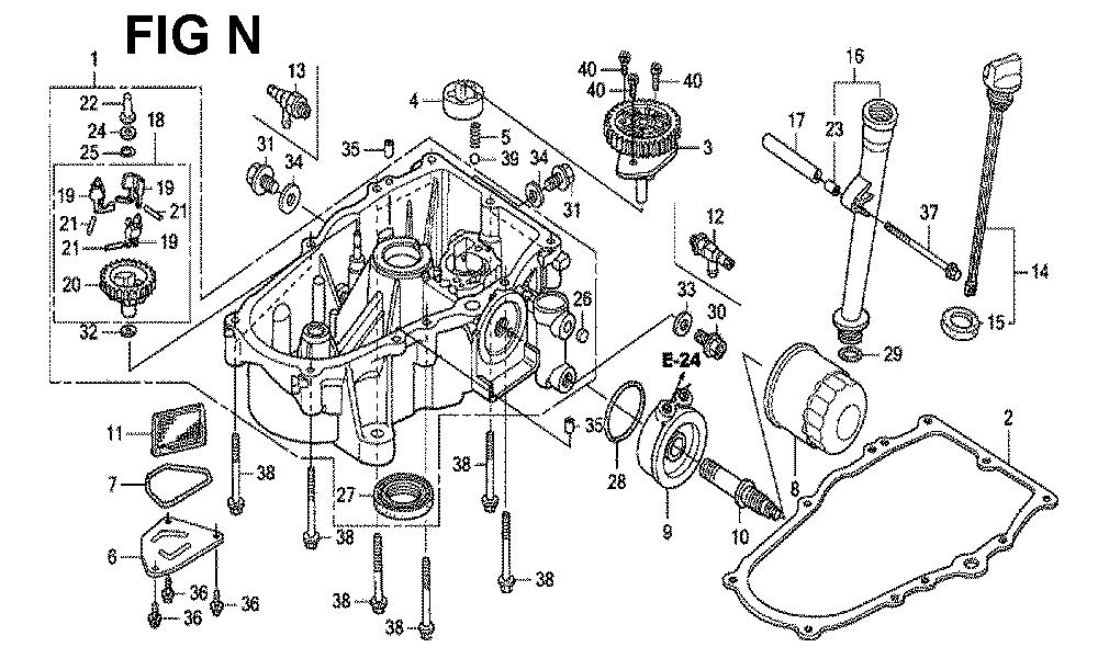 GXV670U-TTAD2-Honda-PB-14Break Down
