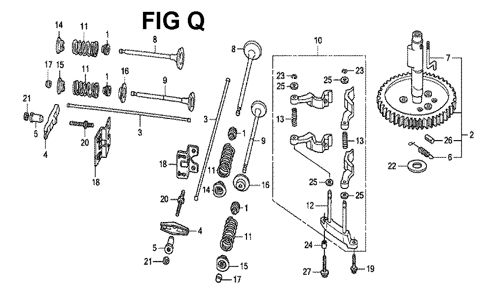 GXV670U-TTAD2-Honda-PB-17Break Down