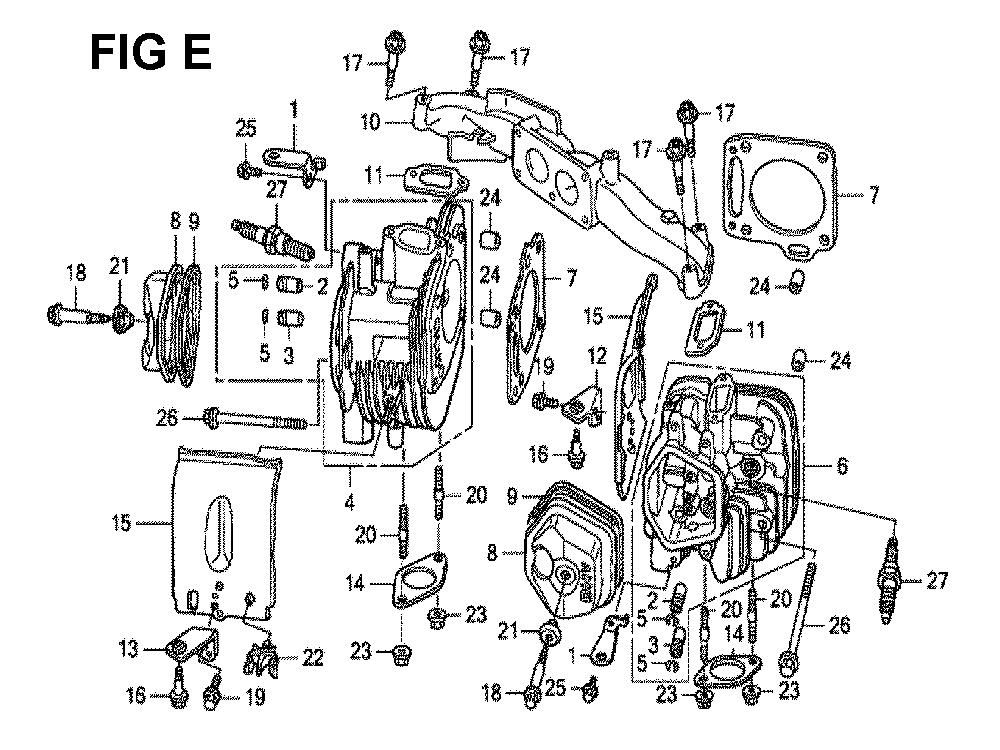 GXV670U-TTAD2-Honda-PB-5Break Down