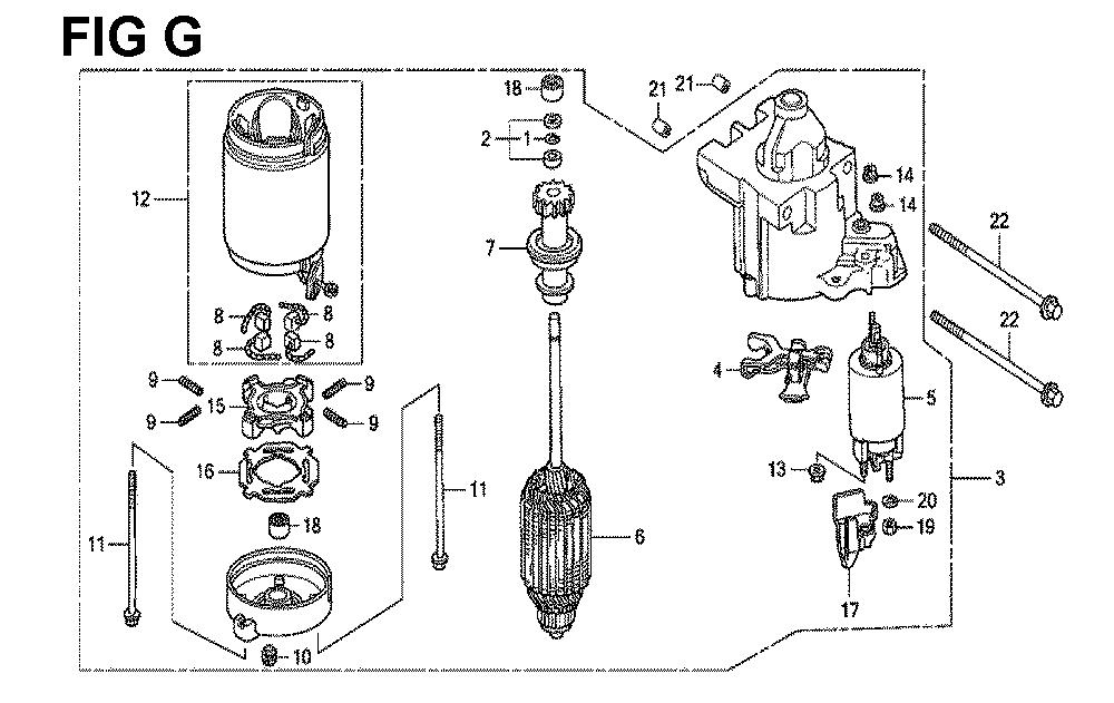 GXV670U-TTAD2-Honda-PB-7Break Down
