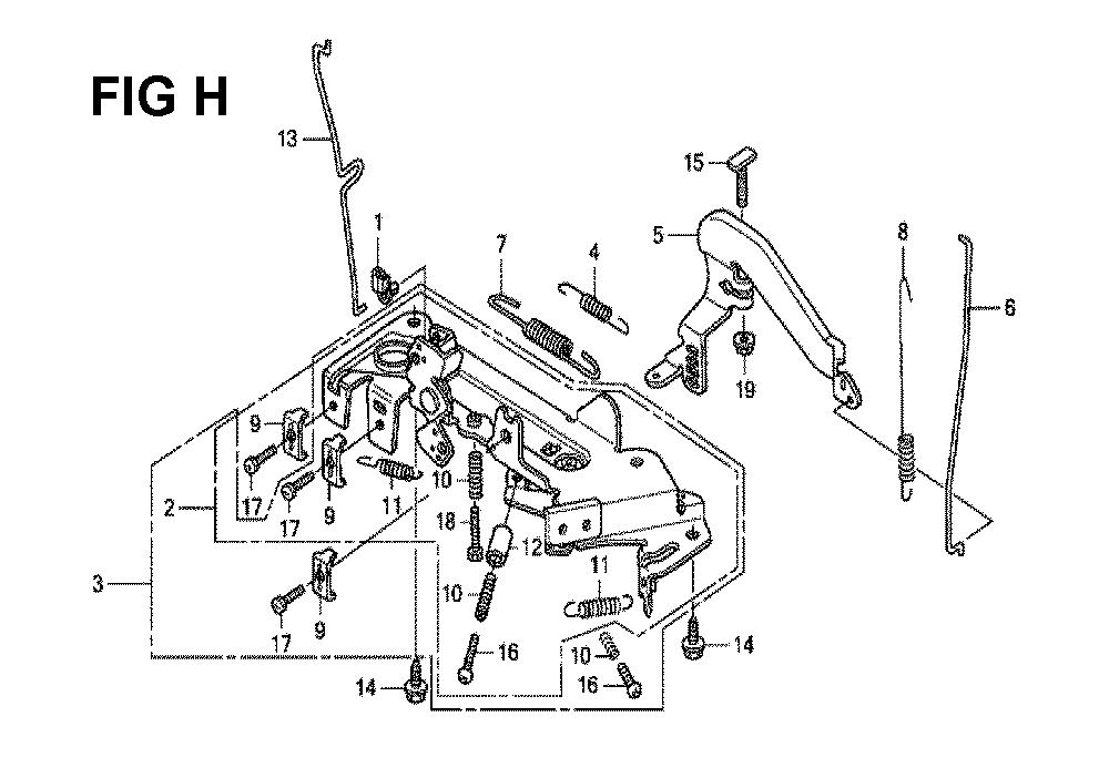 GXV670U-TTAD2-Honda-PB-8Break Down