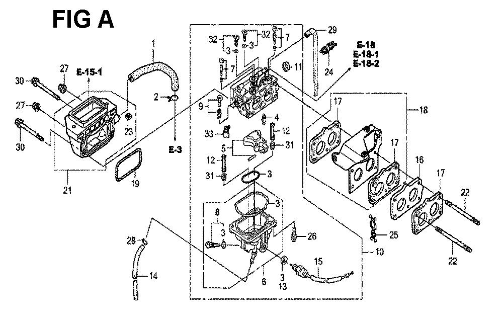 GXV670U-TTAE2-Honda-PB-1Break Down