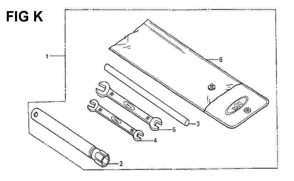 GXV670U-TTAE2-Honda-PB-11Break Down