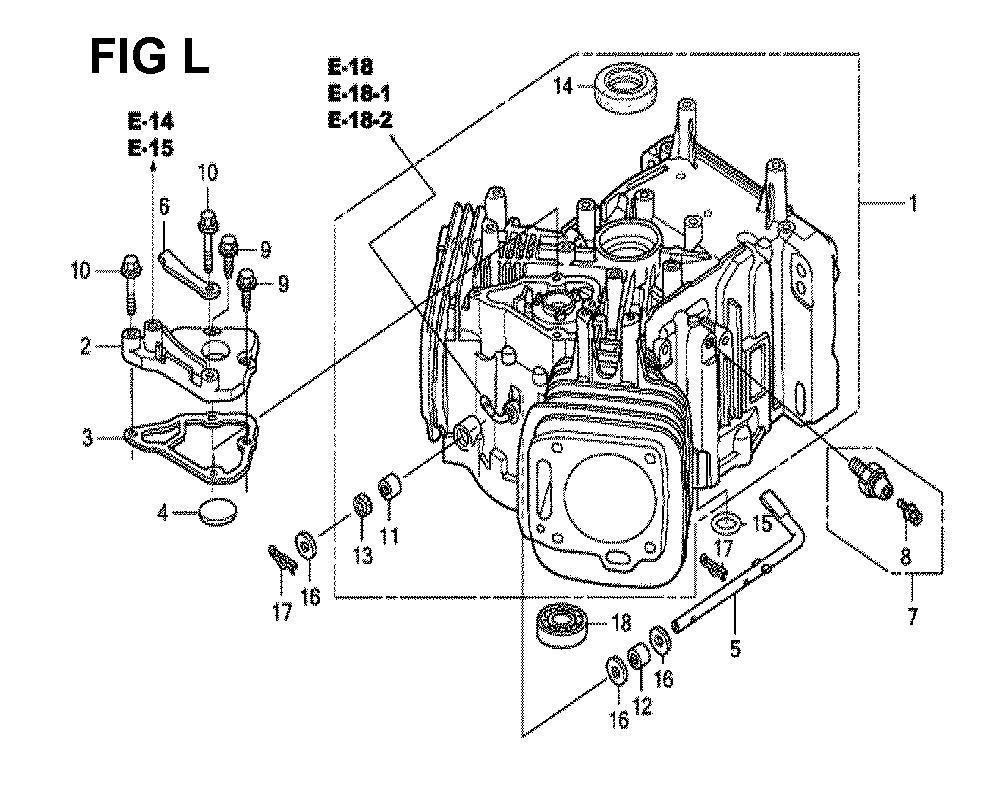 GXV670U-TTAE2-Honda-PB-12Break Down