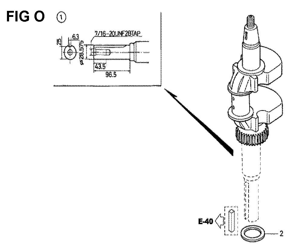 GXV670U-TTAE2-Honda-PB-15Break Down